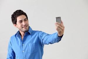 zelfportret foto