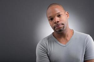 Afro-Amerikaanse man foto
