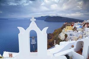 Santorini. foto