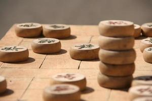 Chinees schaken foto
