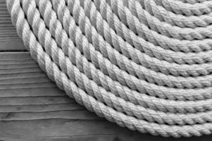 touw spoel foto