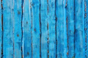 houten hek (achtergrond) foto