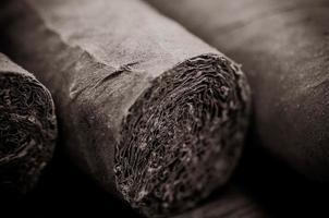 sigaren close-up foto