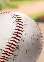 honkbal close-up