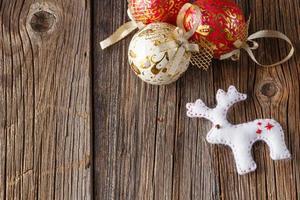 kerst frame voor gefeliciteerd foto