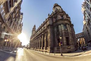 prachtige architectuurdetails foto