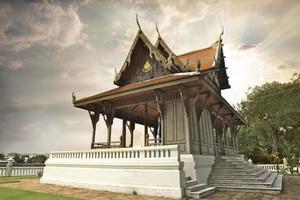 klein koninklijk paleis foto