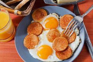 ontbijt foto