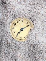 oude klok foto