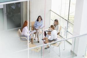 vrouwen in het bedrijfsleven