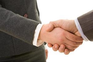 een deal sluiten