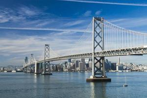 panorama van San Francisco foto