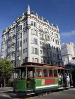 San Francisco kabelbaan foto