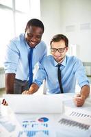 mannelijke collega's