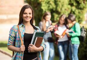 studenten foto