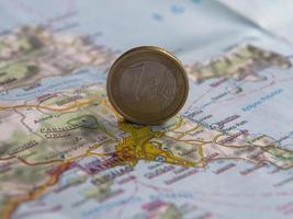 Griekse financiën foto