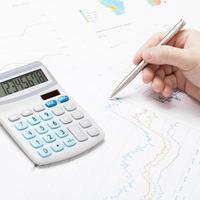 bankieren, belastingen en alles wat te maken heeft met de financiële wereld foto