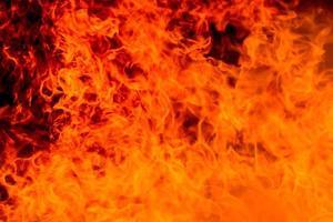 brand achtergrond foto