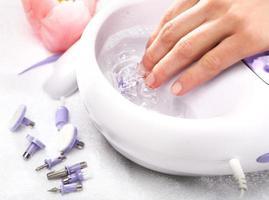manicure, mooie gezonde nagels