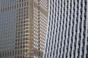 moderne gebouwen in tokyo foto