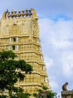 tempel van de godin Chamundi