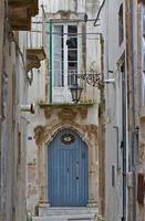Italiaanse oude stad foto