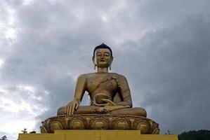 boeddha, thimphu, bhutan