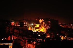 plovdiv nacht foto