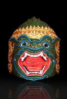hanuman masker foto