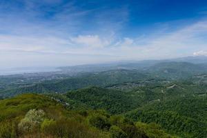 Kaukasische bergen foto