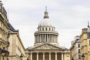 het pantheon, parijs, frankrijk