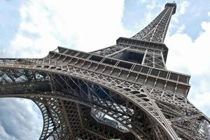 tour eiffel - parijs - frankrijk foto