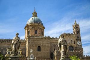 kathedraal van Palermo foto