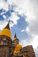 afbeelding van Boeddha foto