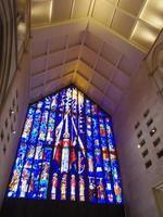 overdekte kerk van Hawaï foto