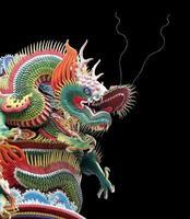 Aziatische tempeldraak foto