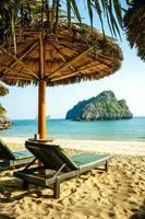 tropisch resort foto