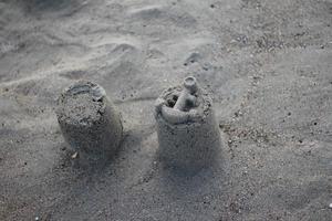 Zandkasteel foto