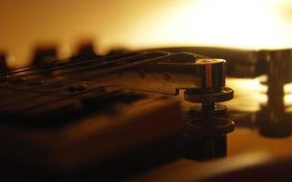 gitaar vormen foto