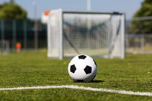 voetbal faciliteit foto