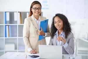 Vietnamese zakenvrouwen