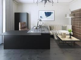 secretaris kamer avant-garde stijl
