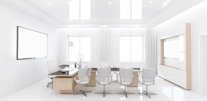 3D-weergave van het hoofdkantoor foto