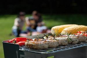 grill feest foto