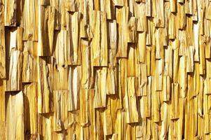 oud bruin houten patroon bij daglicht foto