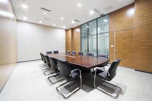 modern kantoor vergaderzaal interieur foto