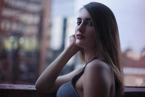 portret van jonge vrouwen