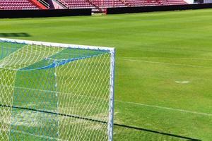voetbalveld foto