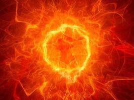 vurig torusvormig plasmavermogen