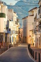 mediterrane architectuur foto